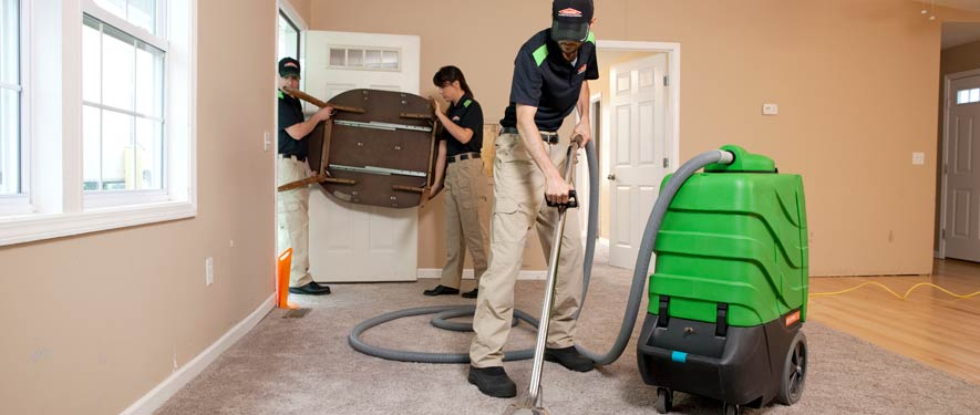 Greentownship, OH residential restoration cleaning